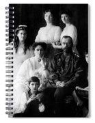 Tsar Nicholas II And His Family - 1913 Spiral Notebook