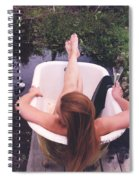 Tub 001 Spiral Notebook