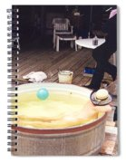 Tub 323 Spiral Notebook