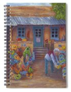 Tubac Pottery Shop Spiral Notebook