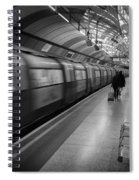 Tube Spiral Notebook