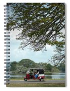 Tuc Tuc Spiral Notebook