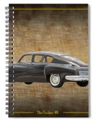 Tucker 48 Spiral Notebook