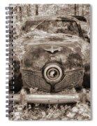 Studabaker  Spiral Notebook