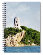 Tucker Tower Spiral Notebook