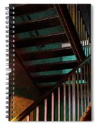Tucson Arizona Colors 2 Spiral Notebook