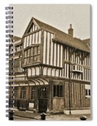 Tudor House Southampton Spiral Notebook