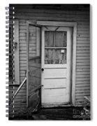 Tuff Times 2 Spiral Notebook