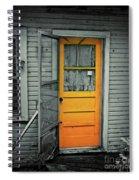 Tuff Times Spiral Notebook