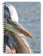 Tuft Guy Spiral Notebook