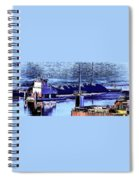 Tug Reflections Spiral Notebook