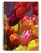 Tulip Confusion Spiral Notebook