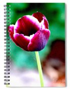 Tulip Me  Spiral Notebook
