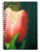 Tulip Of Love Spiral Notebook