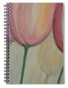 Tulip Series 1 Spiral Notebook