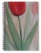 Tulip Series 4 Spiral Notebook