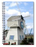 Tulip Town 1 Spiral Notebook