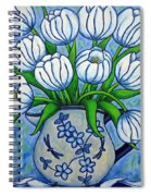 Tulip Tranquility Spiral Notebook