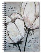 Tulipe Spiral Notebook