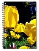 Tulipfest 5 Spiral Notebook