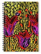 Tulips Are Tulips Spiral Notebook