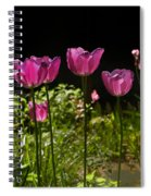 Tulips Spiral Notebook