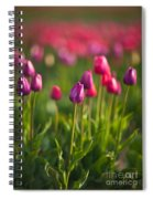 Tulips Dream Spiral Notebook