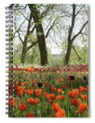 Tulips Everywhere 2 Spiral Notebook