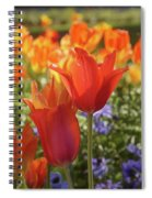 Tulips Everywhere 3 Spiral Notebook