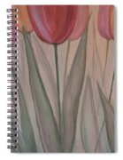 Tulips For Carol Spiral Notebook