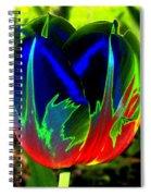 Tulipshow Spiral Notebook