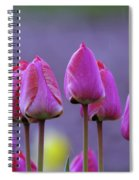 Tullips  Spiral Notebook