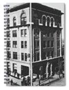Tulsa, Oklahoma Panorama 1909 Spiral Notebook