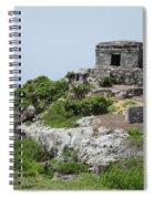 Tulum Spiral Notebook