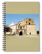 Tumacacori Spiral Notebook