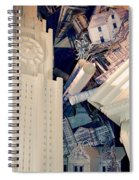 Tumble Spiral Notebook