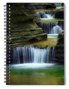 Tumblin Down Spiral Notebook