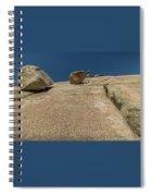 Tumbling Boulders Spiral Notebook