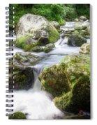 Tumbling Creek Spiral Notebook