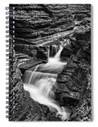 Tumbling Waters #2 Spiral Notebook