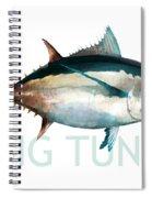 Tuna 001 Spiral Notebook