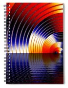 Tunnel Of Love Spiral Notebook