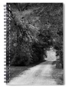 Tunnel Of Lydia Spiral Notebook