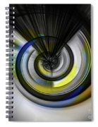 Tunnel To Nowhere Spiral Notebook