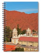 Tupiza, Bolivia Spiral Notebook
