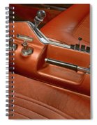 Turbine Console Spiral Notebook