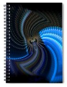 Turbine Dynamo Spiral Notebook