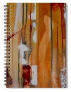 Turbulent Times Spiral Notebook