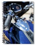 Turgalium Motorcycle Club 02 Spiral Notebook