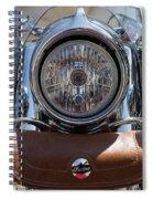 Turgalium Motorcycle Club 05 Spiral Notebook